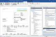 <p>Docentric AX Designer is MS Word Add-In while Docentric templates are just ordinary Word documents. This easy-to-use yet powerful designer is also suitable for end-users and functional consultants.</p>
