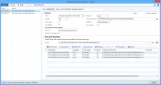 <p>Built-in document types acting as Document Template Libraries have templates stored on SharePoint. Docentric Document Template Libraries can have templates stored on file system as well.</p>