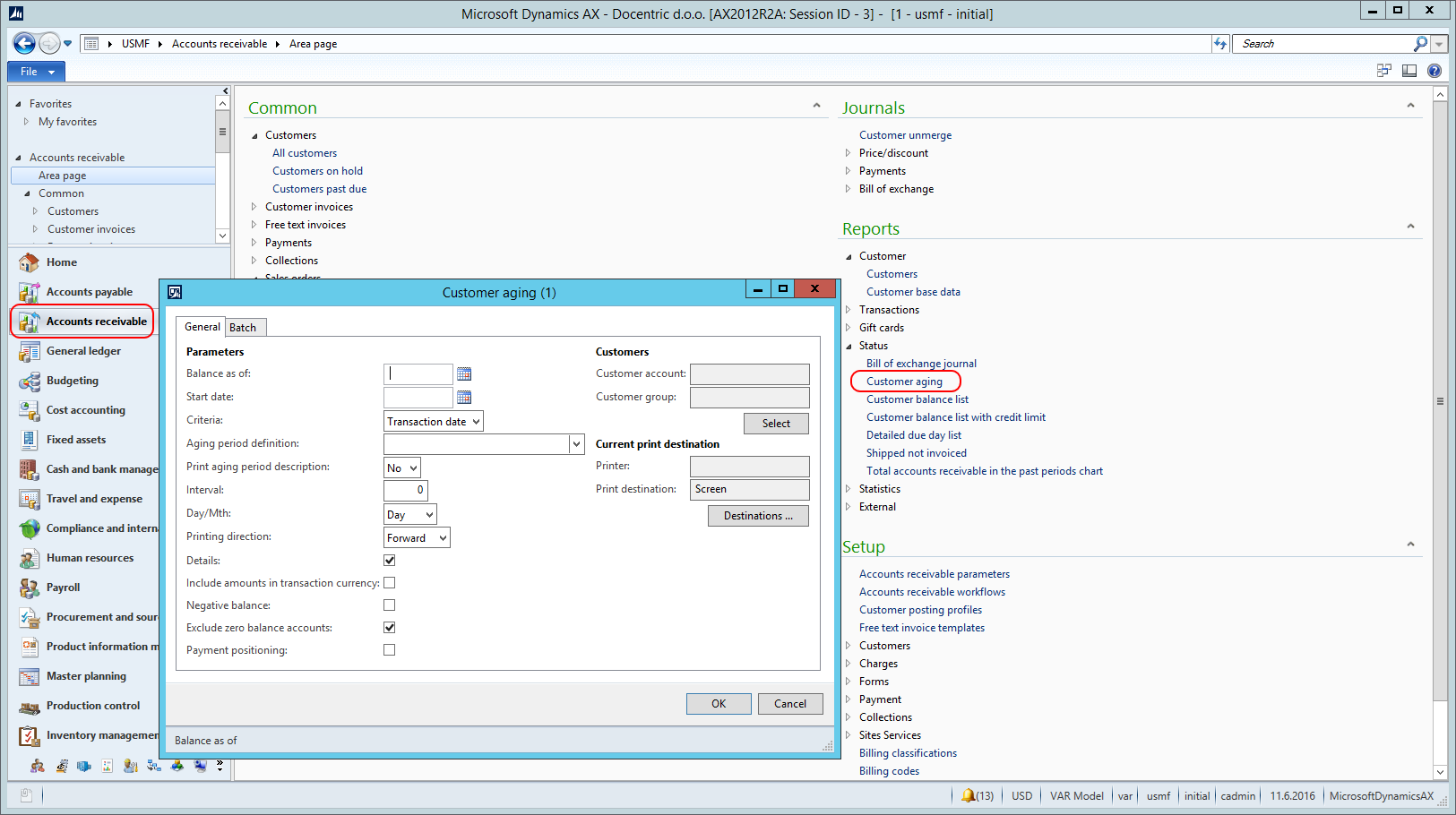 Why I see phantom records in my SSRS report - MS Dynamics AX