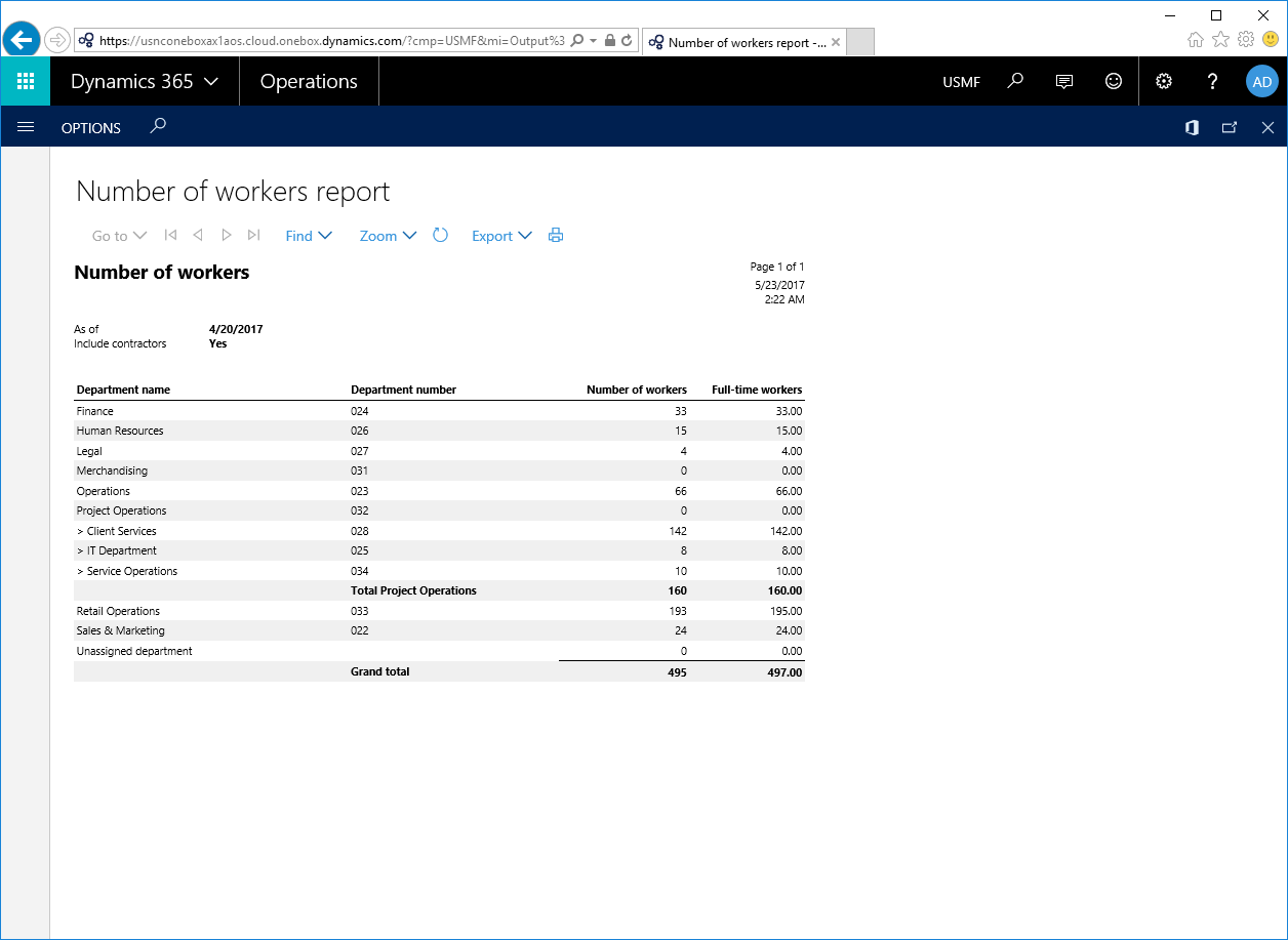 How to Use Built-In SSRS Reports with Docentric Print