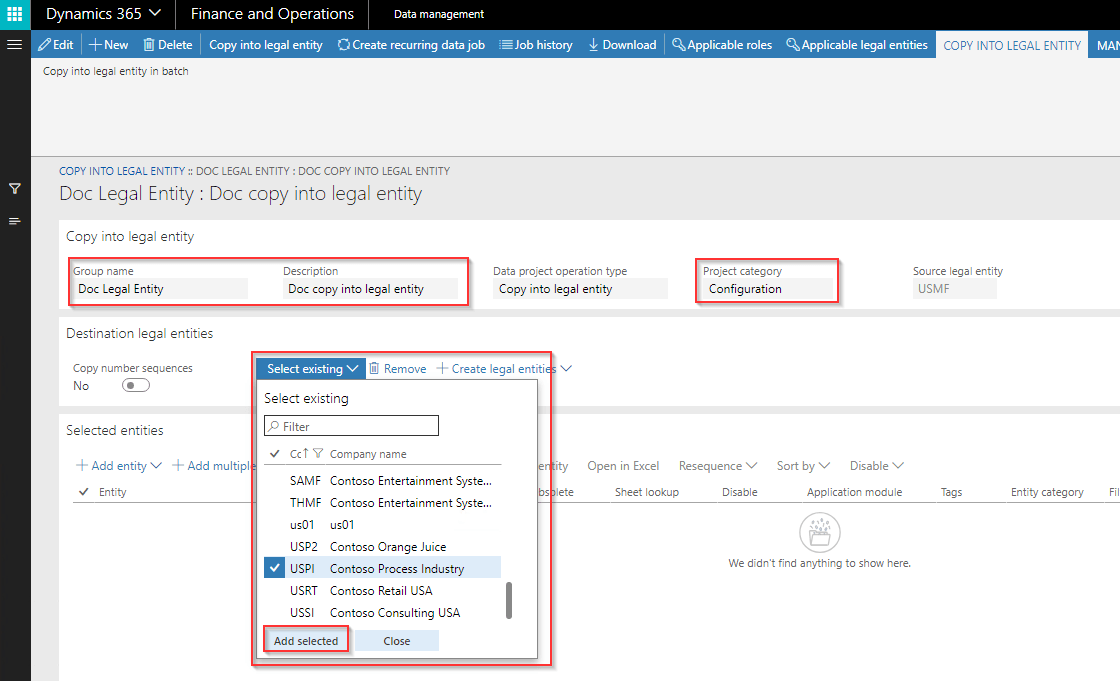 Import/Export Print Management Settings - Docentric AX