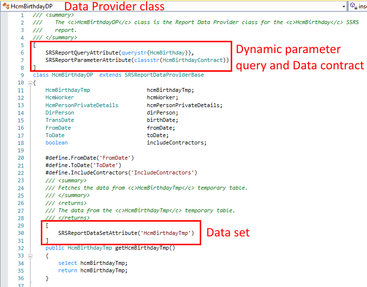 Add a new parameter to SSRS reports in Dynamics 365 for