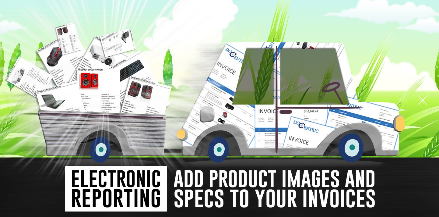 Watch Webinar: Create invoices with product images and specs using ER