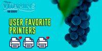 Configure User Favorite Printers in D365FO